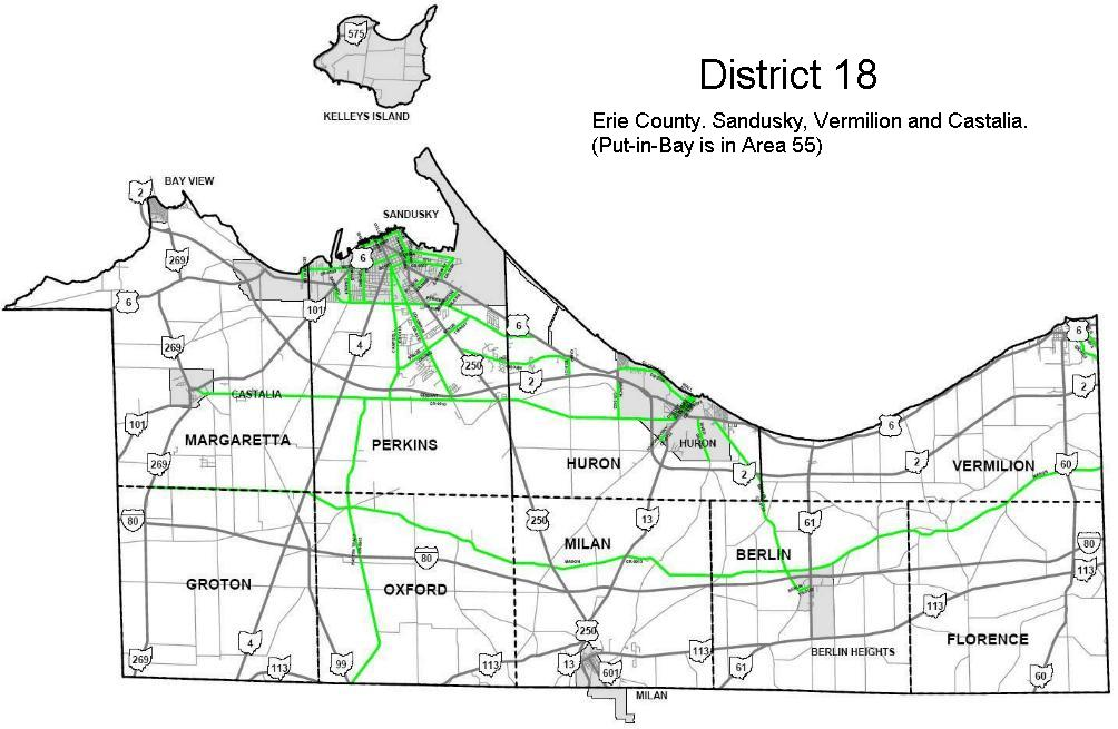 Map showing location of historical quarry towns in relation to the together with Service Area   Northern Ohio Rural Water likewise Local History Collection   Paulding County Carnegie Liry moreover District 18 also File Map of Ohio highlighting Erie County svg   Wikipedia additionally  moreover Office of the Ohio Treasurer furthermore Lake Erie Watershed Protection Alliance   Environment   Planning moreover BuffaloResearch    Historic Maps of Buffalo  Erie besides Ohio State Highway Patrol further Sandusky History  The Village of Enterprise likewise Ohio DNR Lake Erie Access Guide   Lorain County in addition 44870 Zip Code  Sandusky  Ohio  Profile   homes  apartments  s additionally Historical Maps   Erie County Ohio Historical Society   Resources likewise  moreover Putnam County > Elected Officials > Engineer > Township and Village. on map of erie county ohio